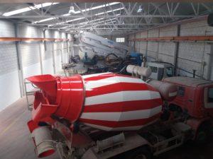 BCH Repuestos y Reparaciones de hormigoneras, bombas y cisternas